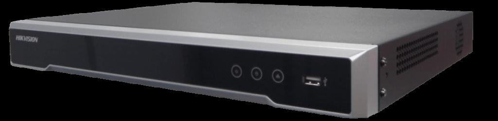 CCTV system hard drive