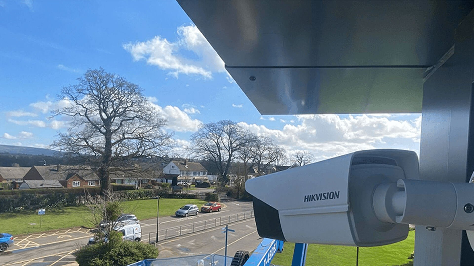 CCTV systems and installation Chester