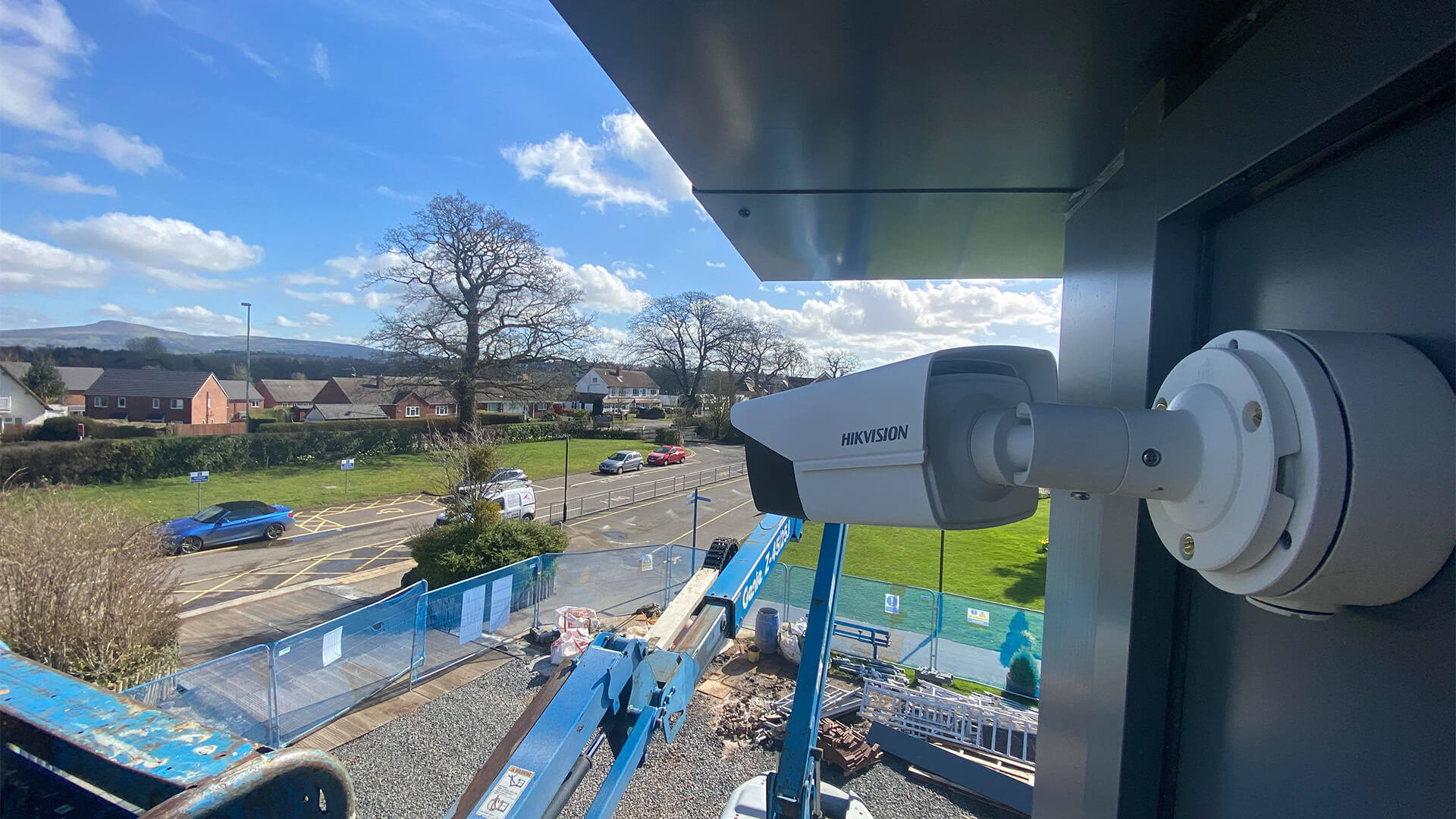 A guide to choosing the right commercial cctv system