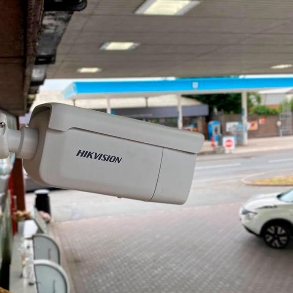 A new age of petrol station fire and theft protection