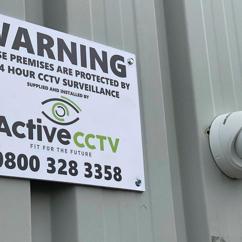 Caravan Park CCTV System