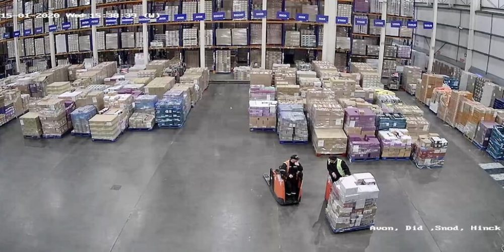 Warehouse CCTV