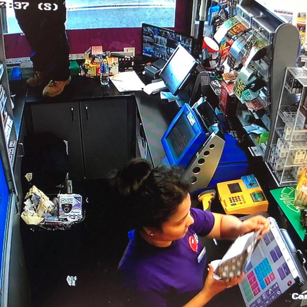 Retail CCTV Footage
